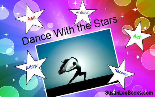 Dancing with the Stars Champions have Raised Vibration